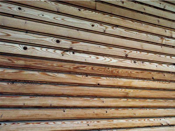 Lärchen Fassen Holz