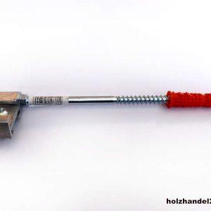 Dachrinnen Rohrschellen-Schraube