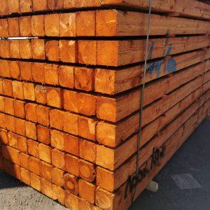 10x10 Kantholz