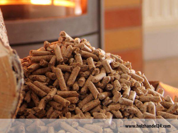Holzpellets zu fairen Preisen bei holzahdnel24.com
