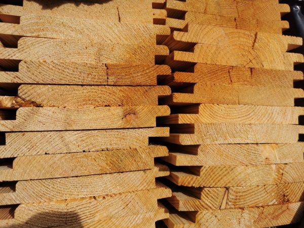 Profilholz Lärche