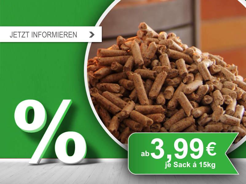Premium Holzpellets